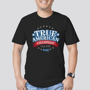 New Girl Champion Men's Fitted T-Shirt (dark)